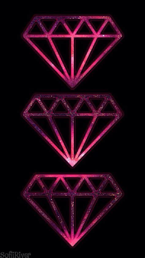 ideas  diamond wallpaper  pinterest diamond background android phone