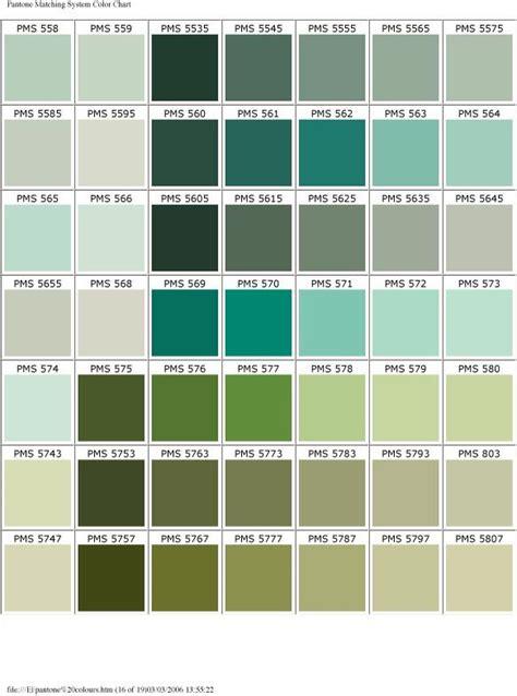Light Sage Green Color Wheel