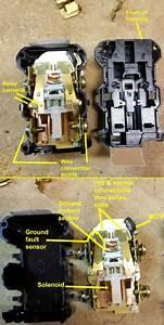 Teardown  Leviton Ground Fault Circuit Interrupter