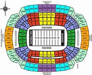 Houston Texans Seating Chart Nfl Stadium Seating Charts Stadiums Of Pro Football