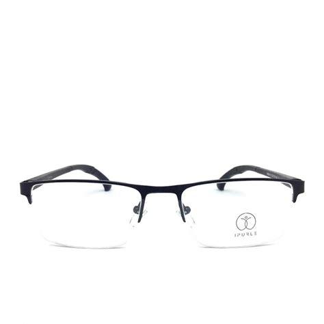 iPurle 09 15 C1 Black iPurle Top Eyeglasses in Canada