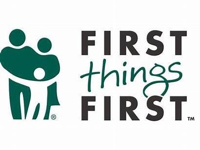 Things Give Firstthingsfirst