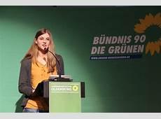 Anne Kura neue Landesvorsitzende Grüne Niedersachsen