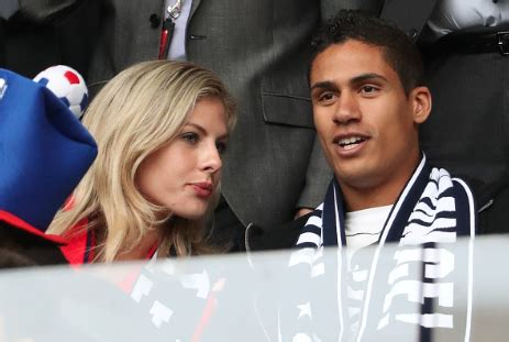 In 2017, varane and his wife welcomed their first child and named him, ruben. realmadridfamily | Real madrid, Madrid, Raphael varane
