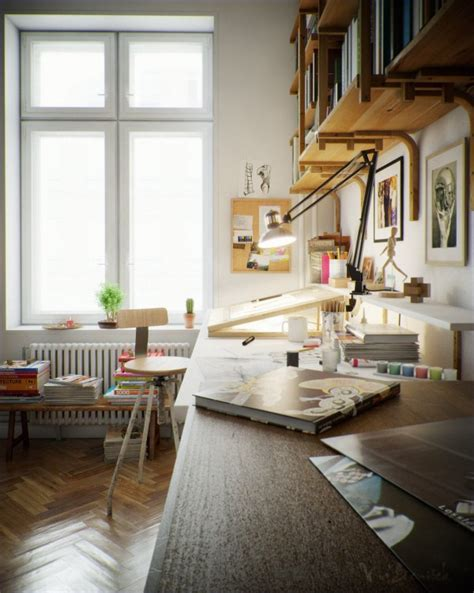 Beautiful Home Offices Workspaces by Beautiful Home Offices Workspaces