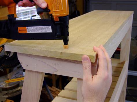 build  ladder style bakers rack  tos diy