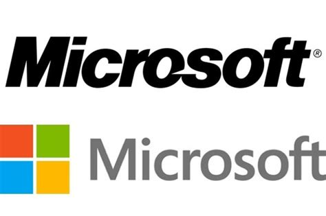 Microsoft's New Corporate Logo Introduced