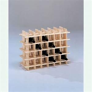 Meuble A Bouteille : casier vin 24 bouteilles achat vente meuble range ~ Dallasstarsshop.com Idées de Décoration