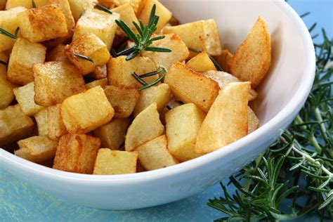 Country Style Fried Potatoes Kitchme