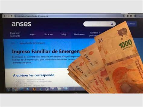La ministra de desarrollo social, karla rubilar, dijo que. IFE 3: el pago empezará el próximo lunes y se extenderá durante 30 días hábiles   Diario de Cuyo ...