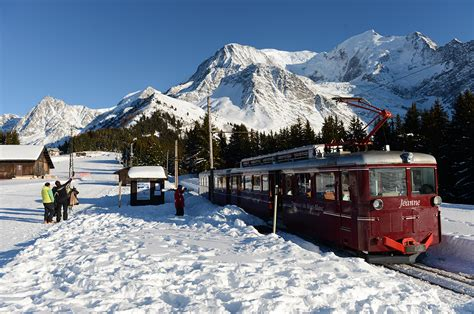 224 cr 233 maill 232 re mont blanc visite tramway du mont