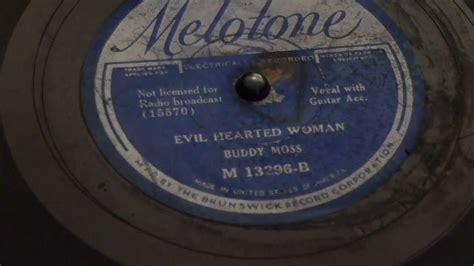 78rpm Blues Record