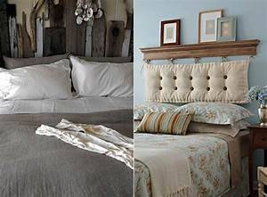 Bett Regal Kopfteil : 50 schlafzimmer ideen f r bett kopfteil selber machen freshouse ~ Sanjose-hotels-ca.com Haus und Dekorationen