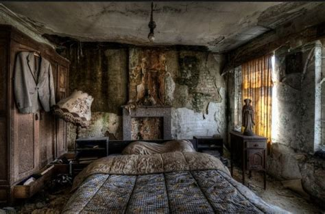 untouched  abandoned homes  chernobyl spooky places
