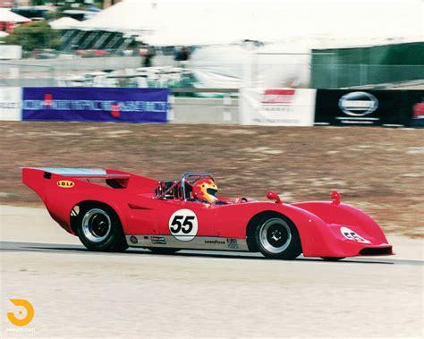 1969 Lola T162 Can-am Race Car