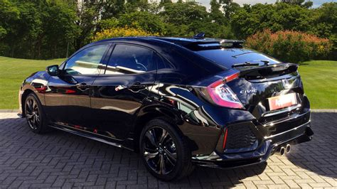 honda civic 1 5 vtec turbo used honda civic 1 5 vtec turbo sport plus 5dr petrol hatchback for sale vertu honda