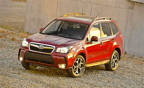 Forester Awd by 2014 Subaru Forester Awd Review