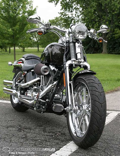 Davidson Front End by October 2014 Custom Motorcycles