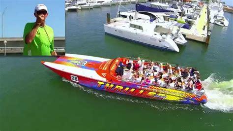 Boat R Miami by Thriller Speed Boat Miami