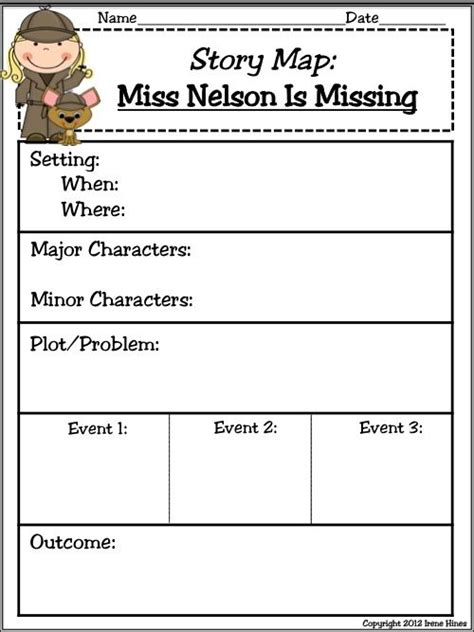 nelson  missing  pages  ideas games