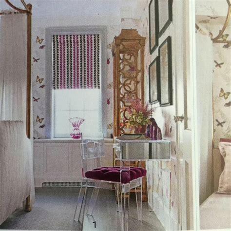 lucite mirrored vanity ghost chair modern print roman