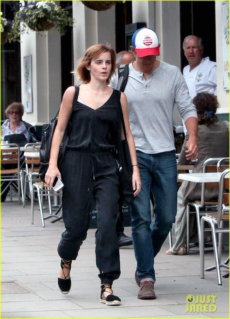 Emma Watson Still Going Strong With Boyfriend Mack