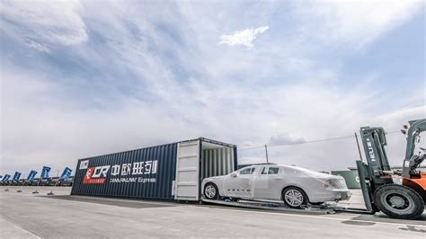 volvos  china built    transported  high