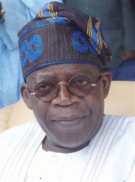 According to the national president of the group, abdulhakeem alawuje, tinubu is the most suited we are supporting tinubu and calling on him, begging him, inviting him to contest the 2023. Tinubu Dazes American Billionaire, Donald Trump *Lavishes ...
