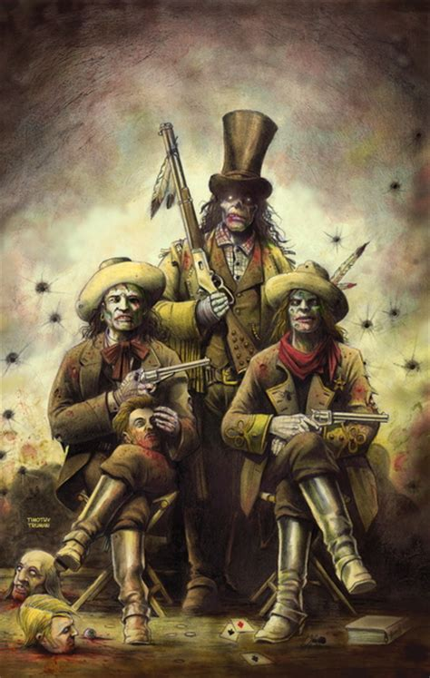Halloween Town Characters Pictures by The Weird West Frontier Partisans