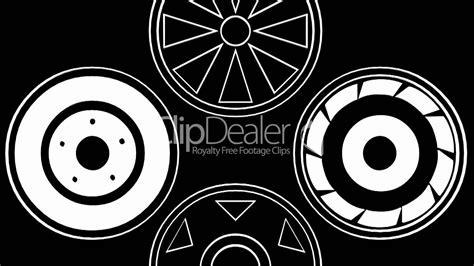 Rotation Of Tire.wheel,rubber,black,race,speed,vehicle