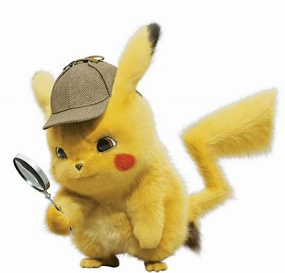 Pikachu Detective Stripes