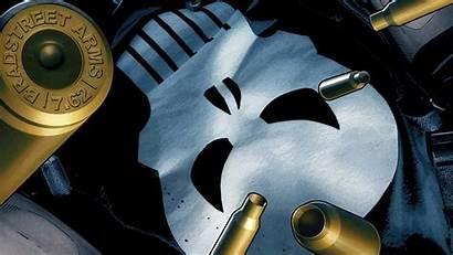 Punisher Wallpapers Desktop Comics Background Backgrounds Comic