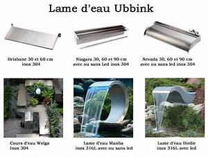 Lame D Eau Bassin : lame d 39 eau inox achat de lame d 39 eau pas cher bassin de ~ Premium-room.com Idées de Décoration