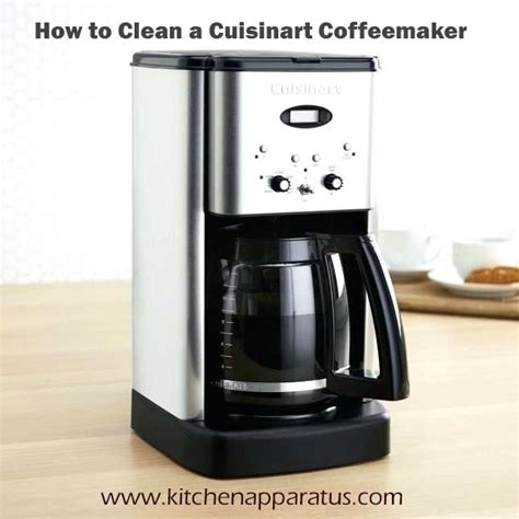 Hence, coffee lovers find great relief in their budget regarding how to clean cuisinart coffee maker. Delightful how to clean cuisinart coffee grinder Arts, beautiful how to clean cuisinart coffee ...