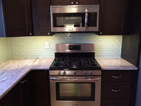 Thunder White Granite Kitchen Countertops Design Ideas
