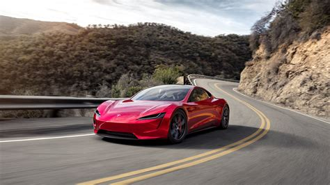Tesla Car : News Photos Of Road-going Tesla Roadster Surface On Social