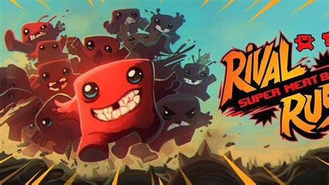 Team Meat Announces Super Meat Boy Rival Rush, More Info Soon