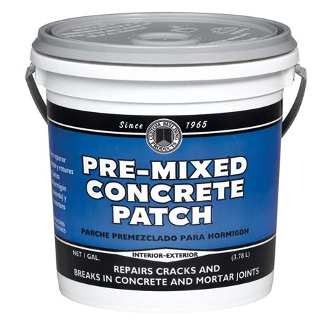 Phenopatch 1 Gal Gray Premixed Concrete Patch34617