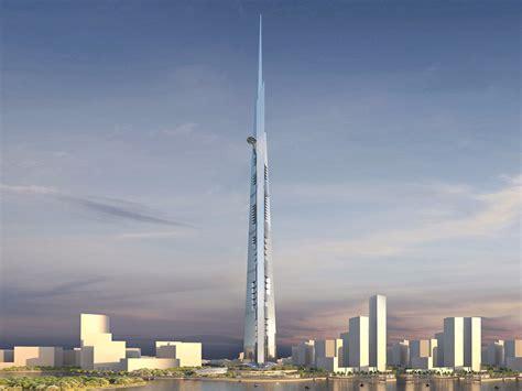Future Tallest Building Jeddah Tower