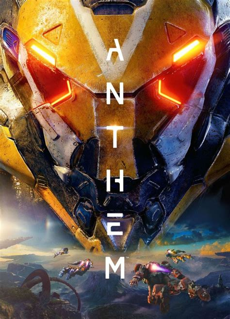 anthem e3 announcements teased new revealed ign