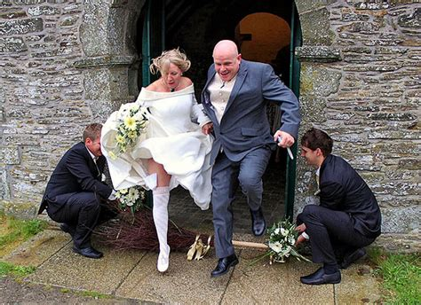 25 Odd Wedding Traditions And Customs From Around The