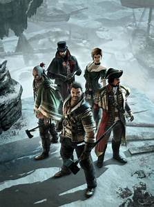 Assassin's Creed 3 - MultiPlayer Characters - Assassin's ...