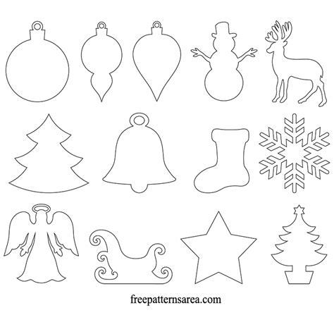 winter  christmas ornament vector printable christmas