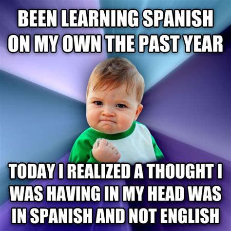 Learning Meme - memes en espa 241 ol funny memes in spanish