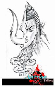 Easy Pencil Drawings Of God Shiva For Kids - Drawing Of Sketch