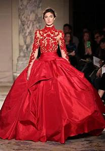 red ball gown ideas for ladies designers outfits collection With red gown for wedding