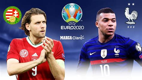 2020/12/08 eurocopa de fútbol sala de la uefa 08/12/2020. Eurocopa 2020: Hungría vs Francia, en vivo el partido de ...