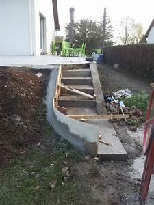 escalier beton exterieur With escalier en beton exterieur