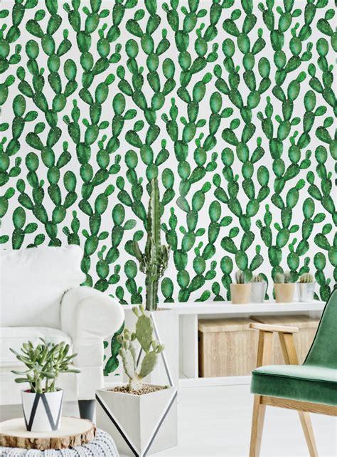 papier pour cuisine le papier peint tropical pour décorer votre intérieur shake my