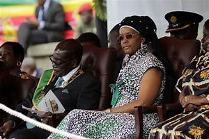 Name Your Successor – Mugabe's Wife Urges Him | THEWILL